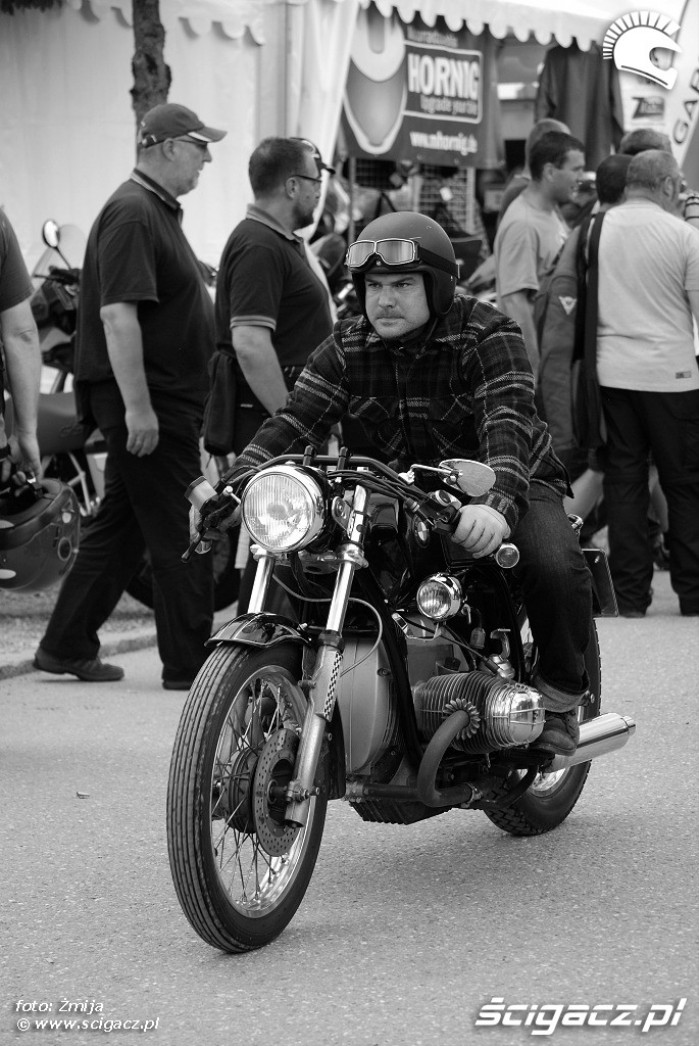 Motocykl Urban Motor Garmisch