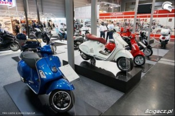 Vespa Motor Show Poznan 2016