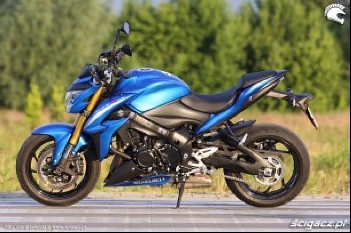 lewy bok Suzuki GSXS100 Scigacz pl