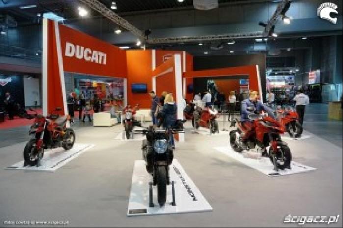 Motor Show Poznan 2016 Ducati