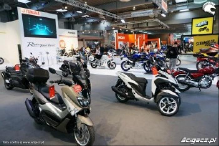 Yamaha Motor Show Poznan 2016
