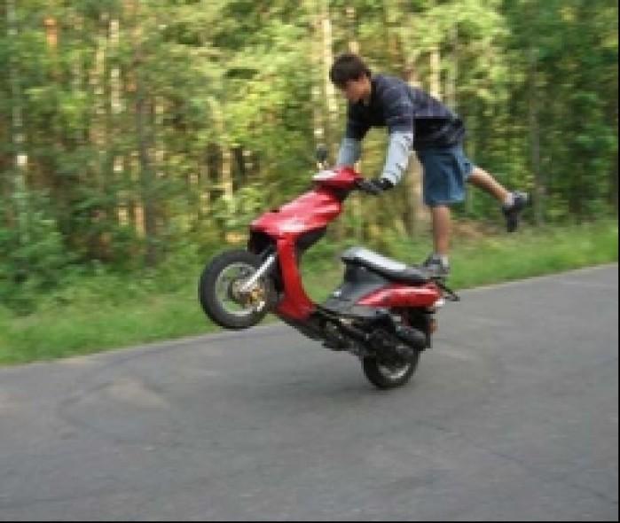 bezpieczne wheelie