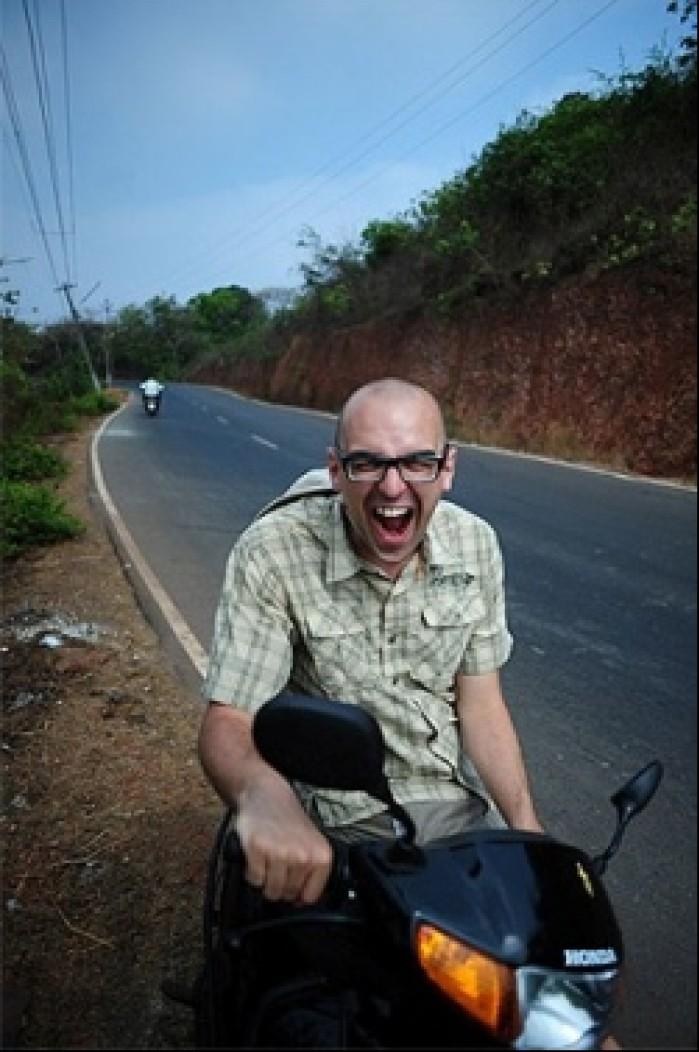 scooter crazy