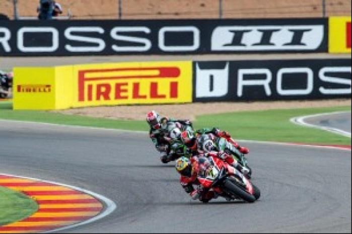 SBK Race Aragon