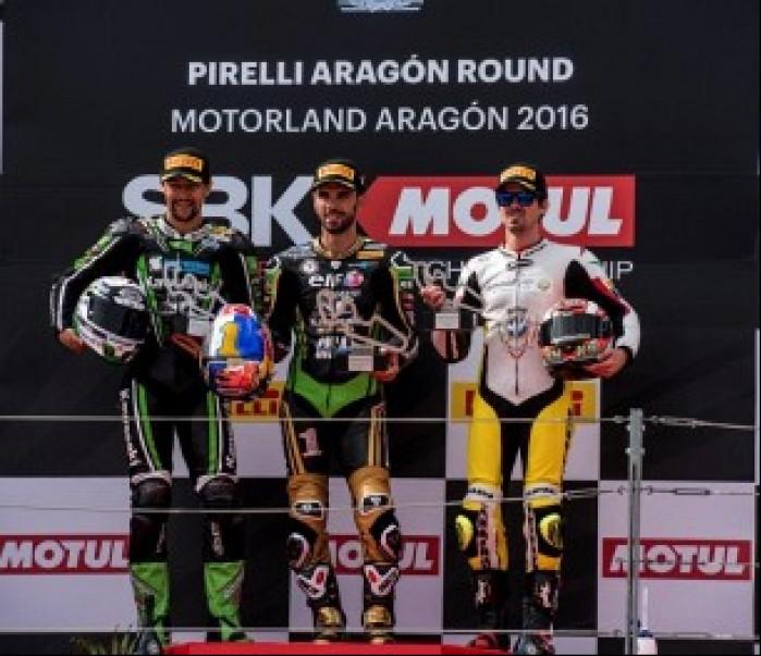 WSS podium Aragon