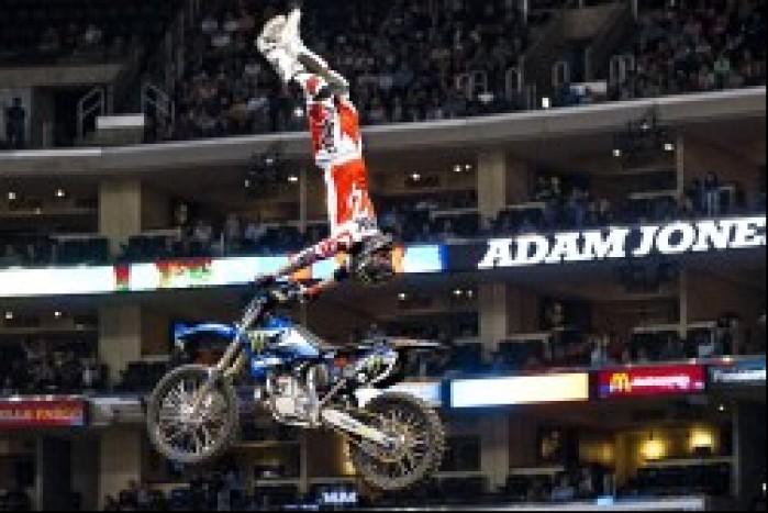 Adam Jones trick