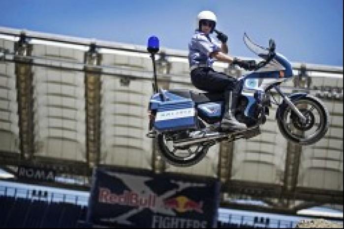 Blake Williams MotoGuzzi