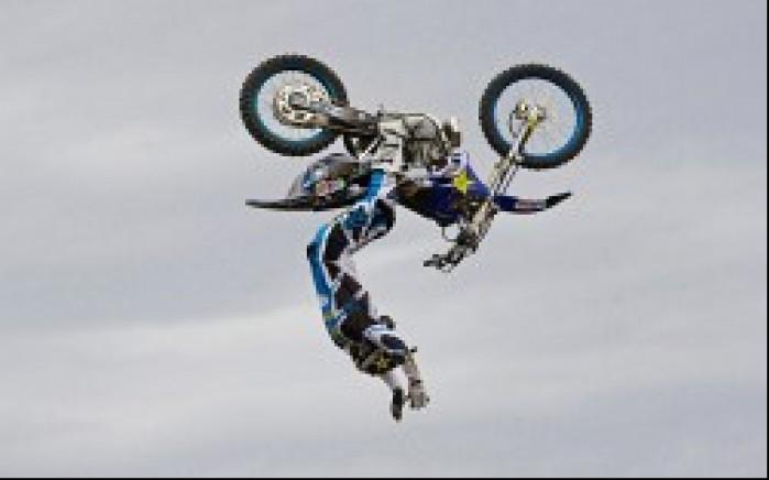 Cameron Sinclar flip