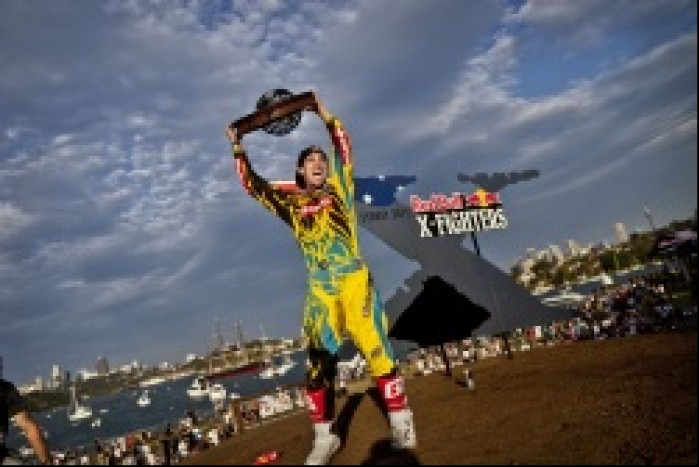 Dany Torres mistrz 2011