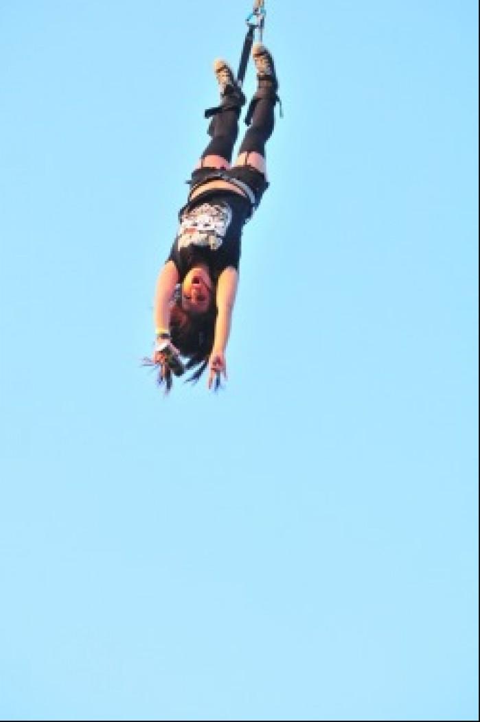 skok na bungee bydgoszcz