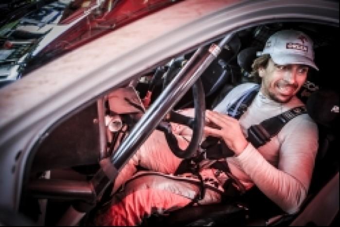 Marek Dabrowski Dakar 2014