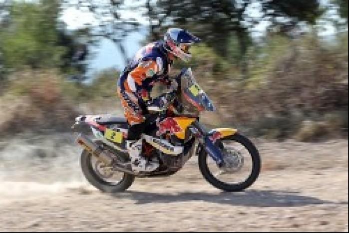COMA KTM Rally Dakar 2014