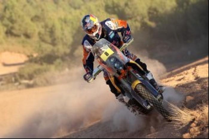Dakar 2014 FARIA KTM Rally