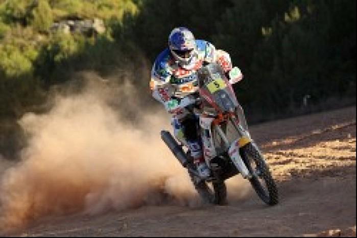 Dakar 2014 LOPEZ KTM