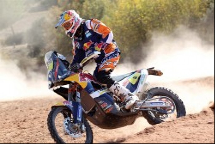 FARIA KTM Rally Dakar 2014