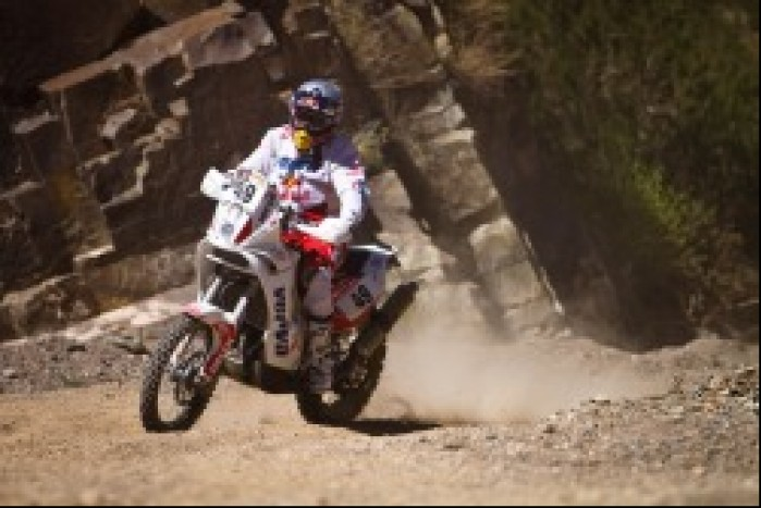 Orlen Team 2012 Dakar