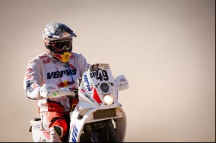 Marek Dabrowski Dakar