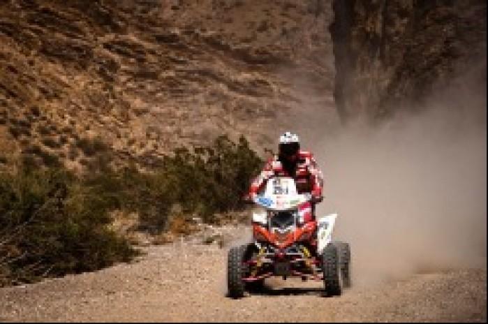 Sonik Dakar 2012