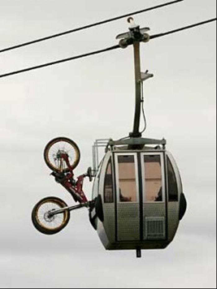 gondola na downhill