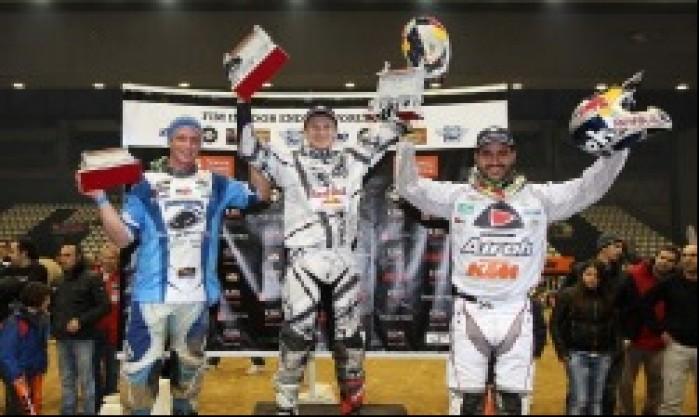 Taddy podium IEWC Vigo