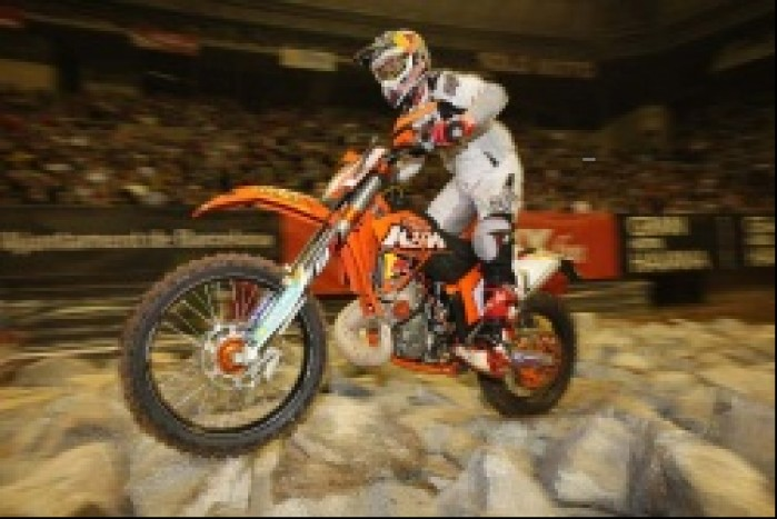 Taddy Blazusiak Barcelona Indoor Enduro