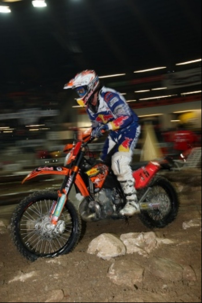 indoor enduro cyril despres