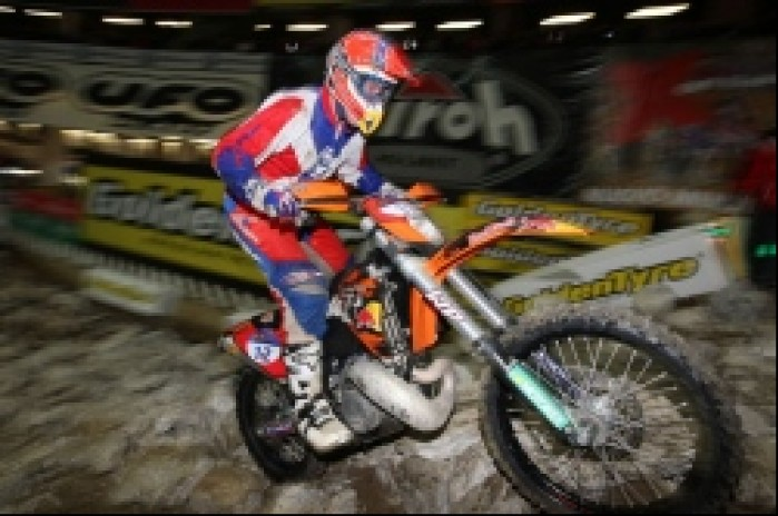 italy genova indoor enduro
