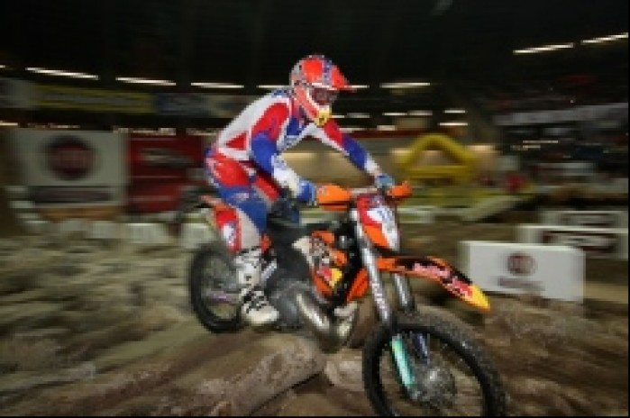 knighter indoor enduro