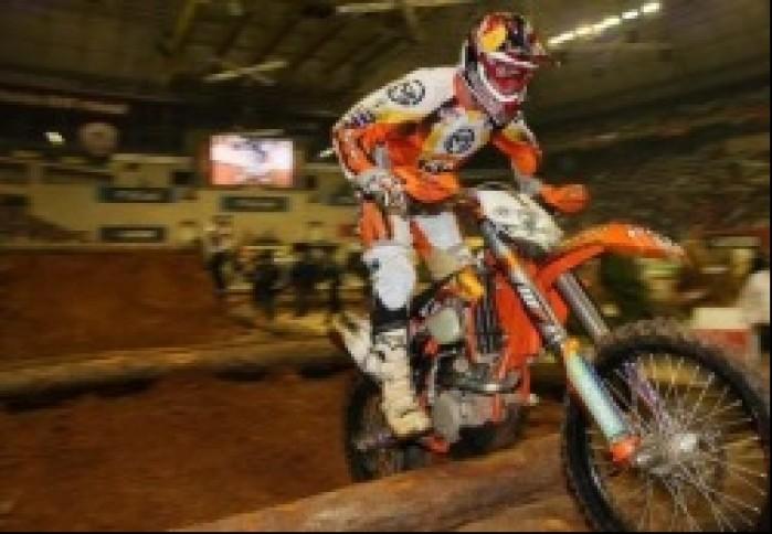 david knight Barcelona Indoor Enduro 2011