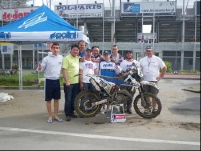 fantic polini racing team 2010 kiecle