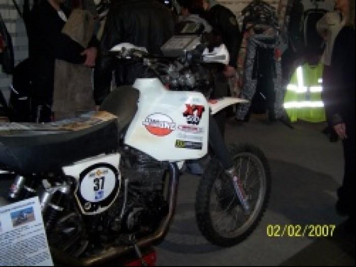 Yamha XT500
