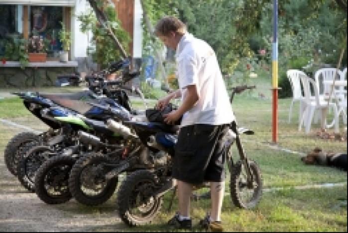serwis pit bike