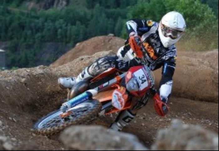 Jonny Walker Erzberg ride