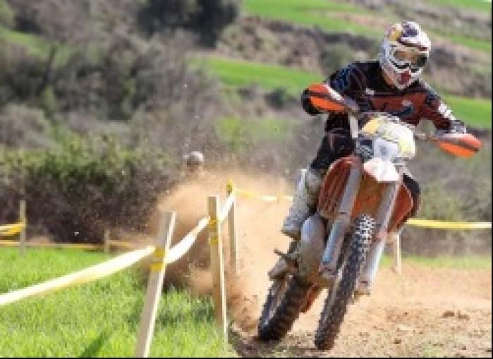 Taddy Blazusiak Enduro Hiszpania 2011
