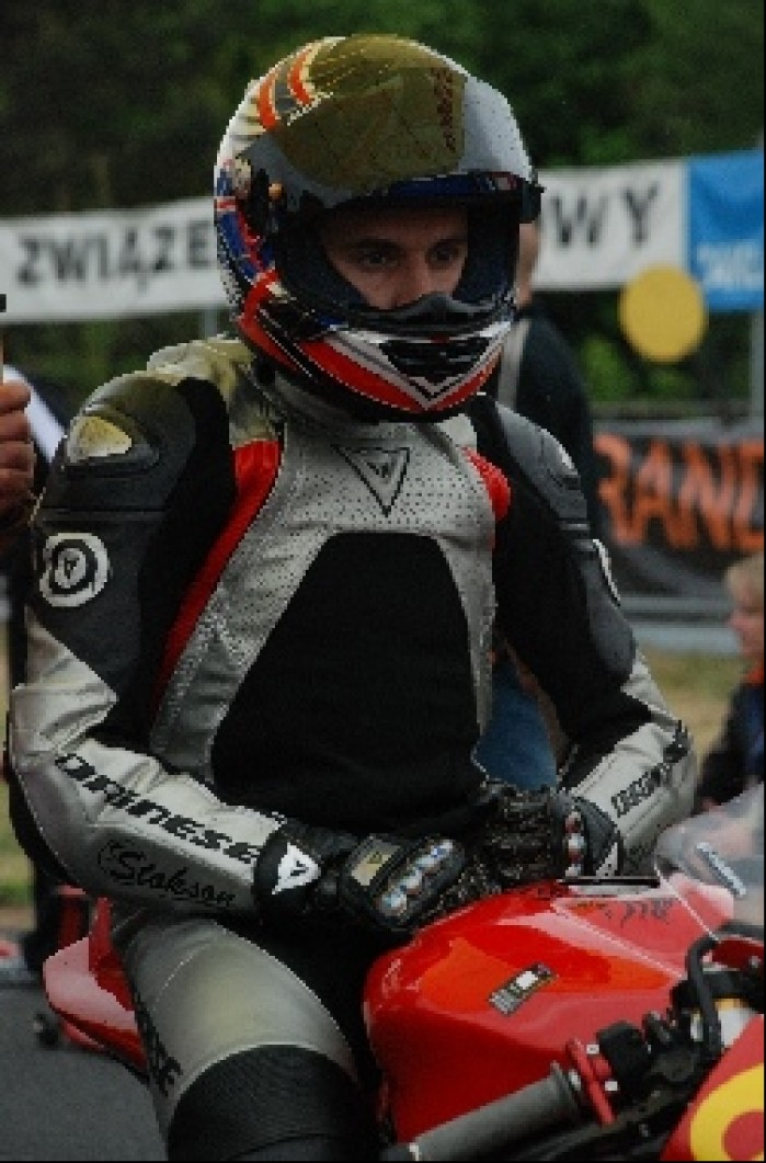 Mateusz Stoklosa runda WMMP 2008