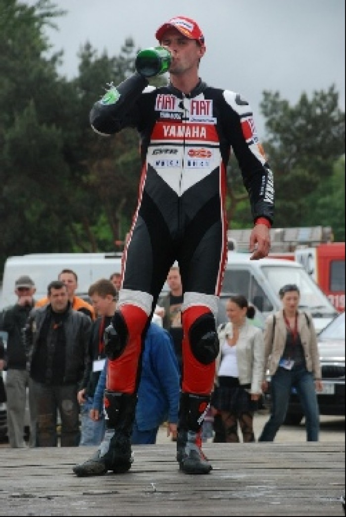 Przemek Janik I miejsce Yamaha R6