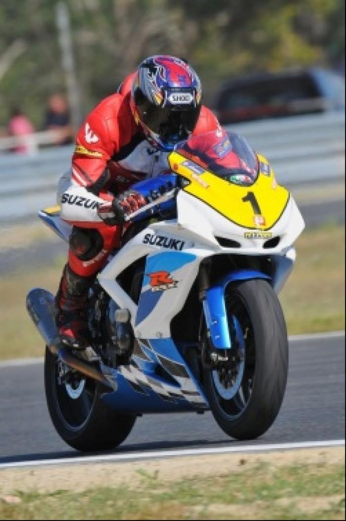 Marcin Kondratowicz Suzuki GSX-R600