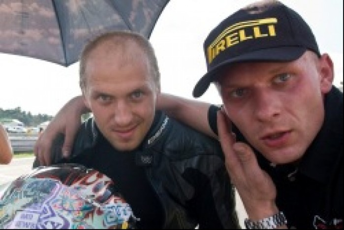 Czarek Chrobot Piotr Betlej