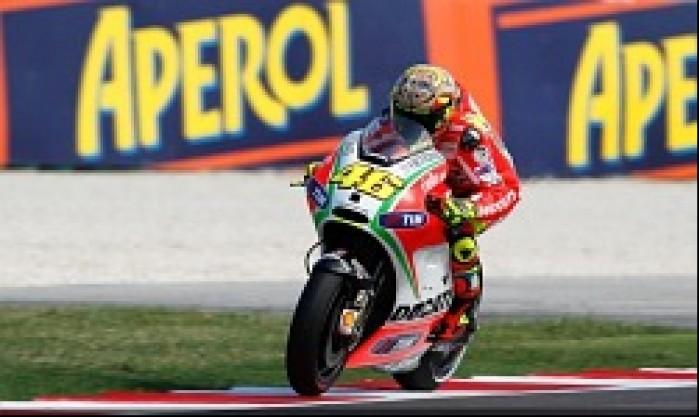 Rossi wyscig
