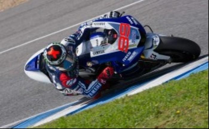 Lorenzo testy przedsezonowe MotoGP Jerez 2013