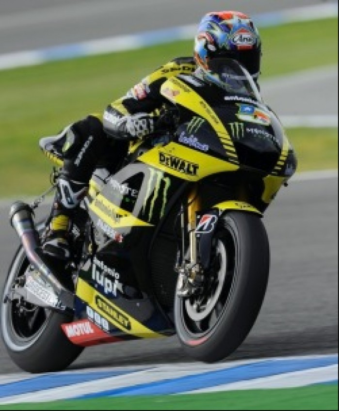 Colin edwards motogp 2011