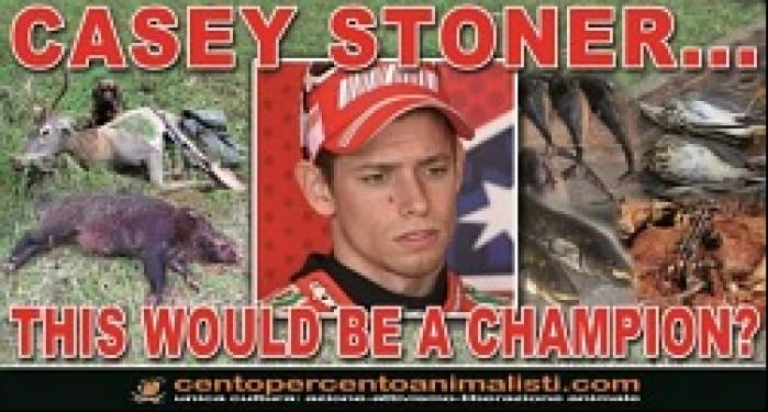 Casey Stoner barbarzynca