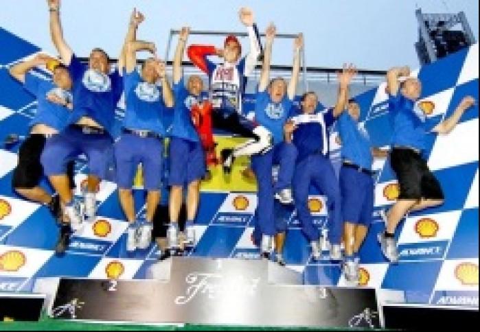 Lorenzo Mistrz Swiata MotoGP 2010