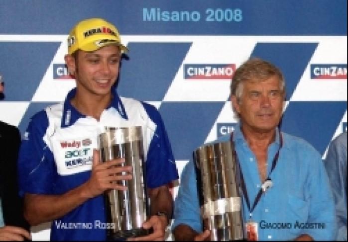 03) Kierowcy wszechczasow Grand Prix - Valentino Rossi i Giac