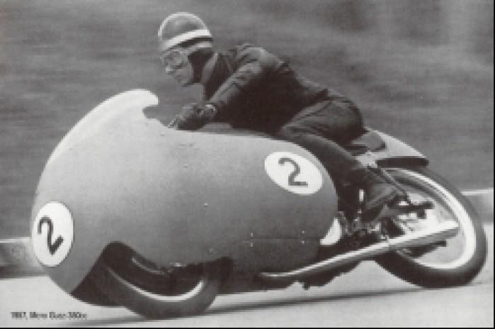 07) 1957 Opancerzone Moto Guzzi 350cc - Dickie Dale (GB)