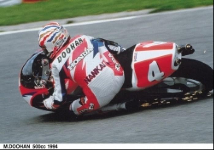 23) Mick Doohan (AUS) Honda 500cc W GP 1989-99 mistrz s