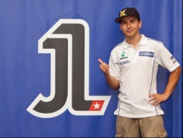 jorge lorenzo 2011 - JL1 logo