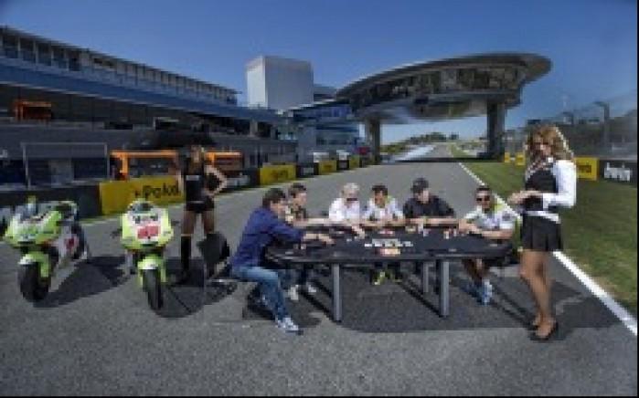 MotoGP i poker na torze jerez