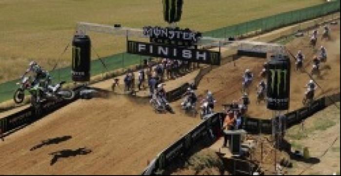 MX2 start Mistrzostwa Swiata Hiszpania