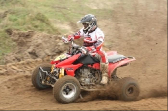 Sobczyk Quad Racing Team quad honda